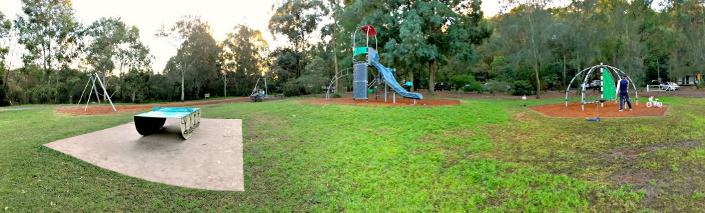 best parks in north shore sydney