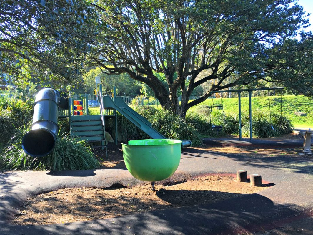 Merret Playground Waverton