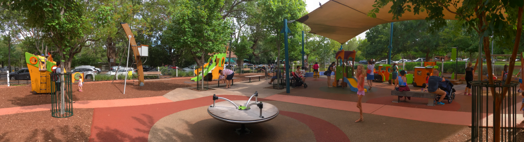 playgrounds in Wahroonga