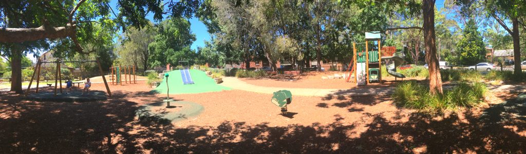 playgrounds in Turramurra