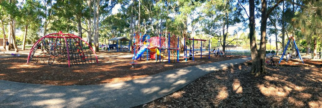 best parks north shore sydney