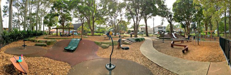best playgrounds on sydney's north shore